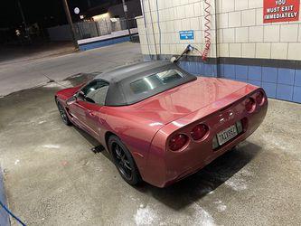 2000 Chevrolet Corvette Thumbnail