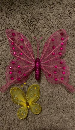 BUTTERFLY PARTY DECORATIONS Thumbnail
