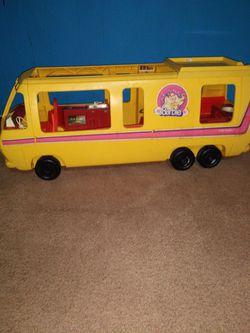 1976 Barbie Star Traveler R.V. Thumbnail