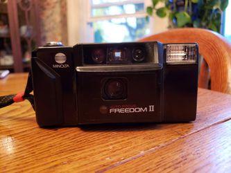 Minolta Freedom II Film Camera Thumbnail