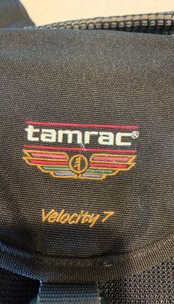 Tarmac DSLR camera Pouch. Velocity 7 shoulder bag. Thumbnail