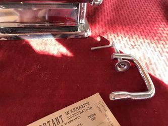 La Nuova ALTEA Lusso 160 PASTA MAKER Made In Italy Thumbnail