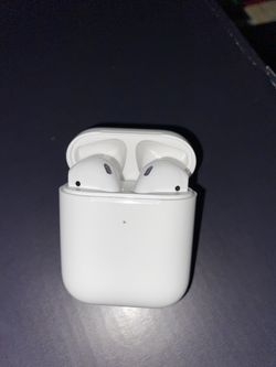 Apple AirPods 2nd Gen w/ Wireless Charging Case & Free Grips❕ Thumbnail