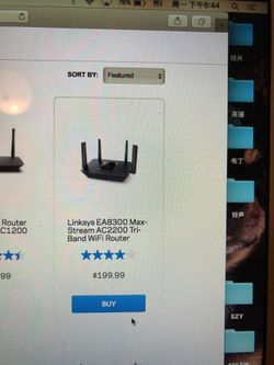 Wifi Router Thumbnail