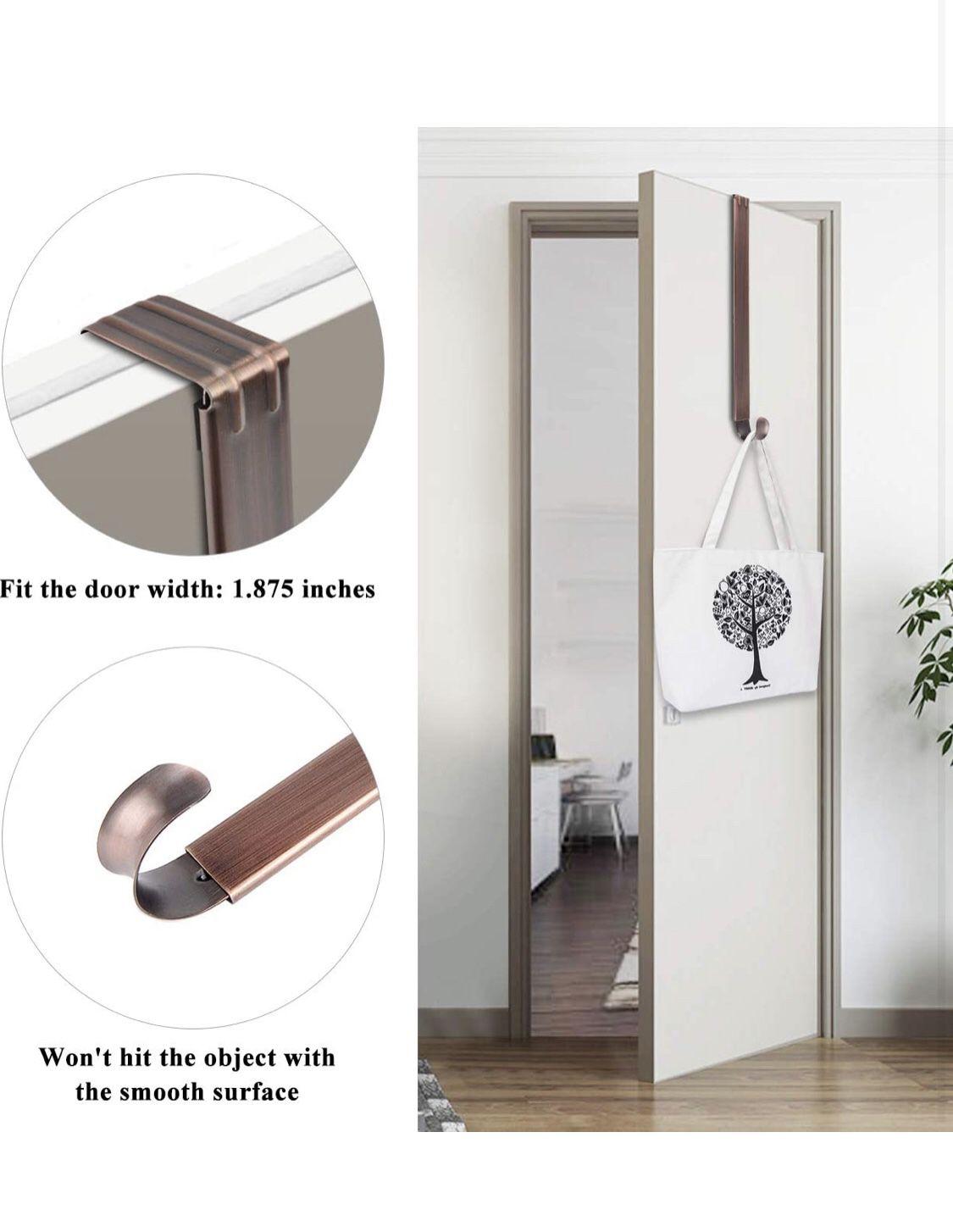 Wreath Door Hanger, Adjustable 15 to 25 Inch