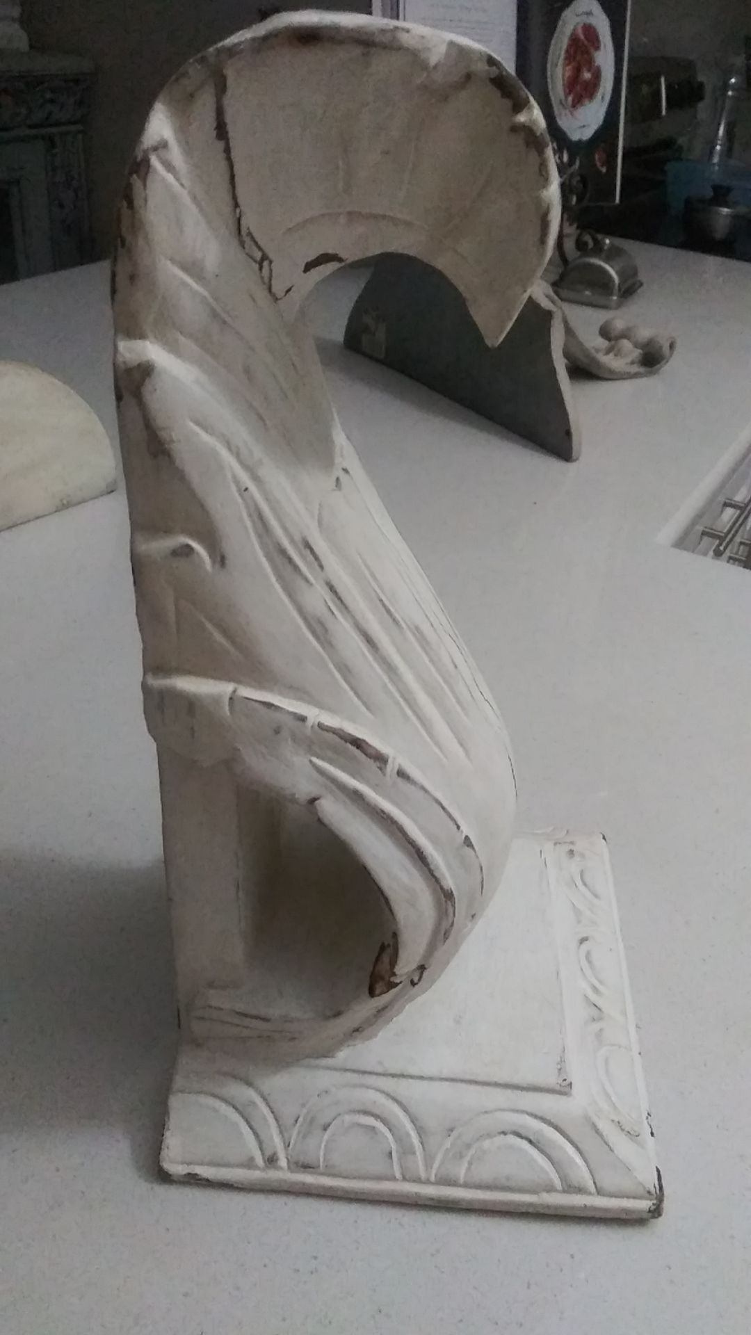 White wooden Corbelle(Bracket)