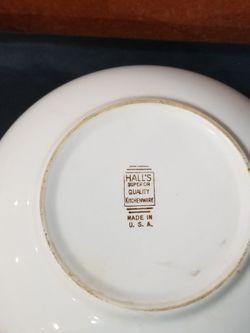 Hall's Kitchenware Bowl Thumbnail