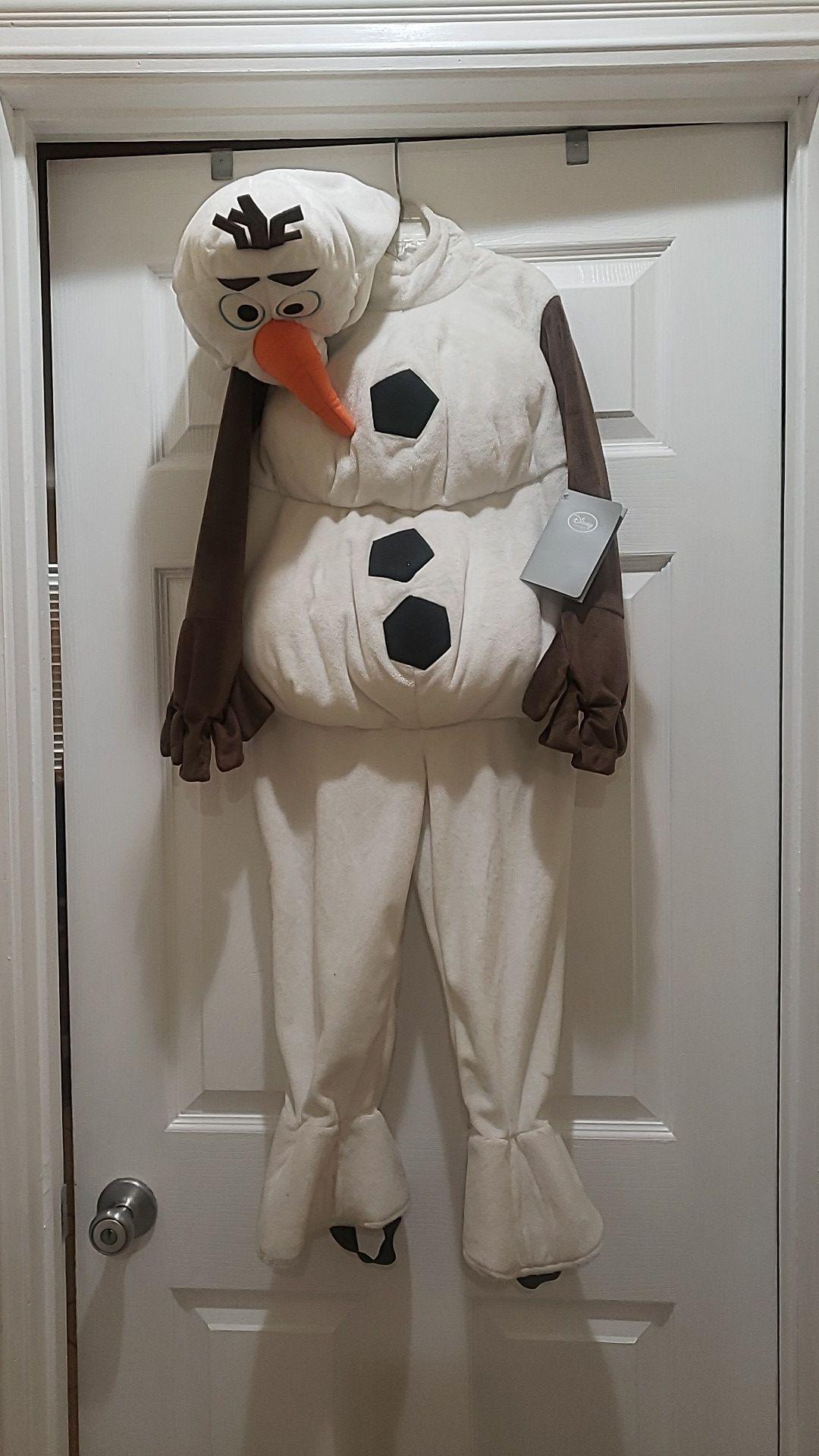 New original Frozen Olaf costume