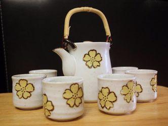 Adorable Japanese Tea Set Thumbnail