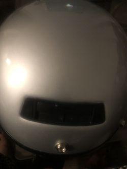 Harley motorcycle Helmet Thumbnail