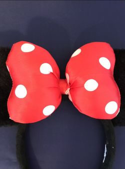 Disney Minnie Mouse Ears - Kid's Size Thumbnail