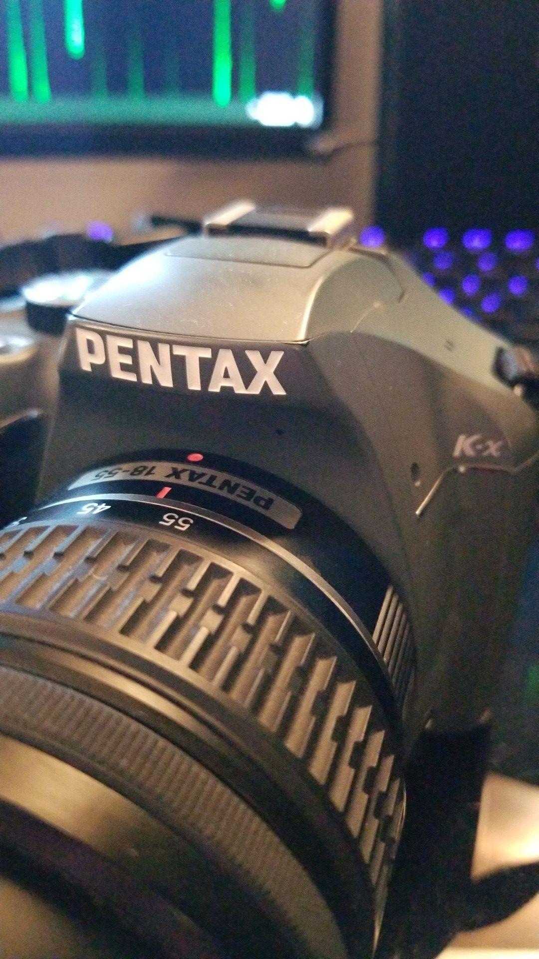 Pentax K-x 12mp dslr