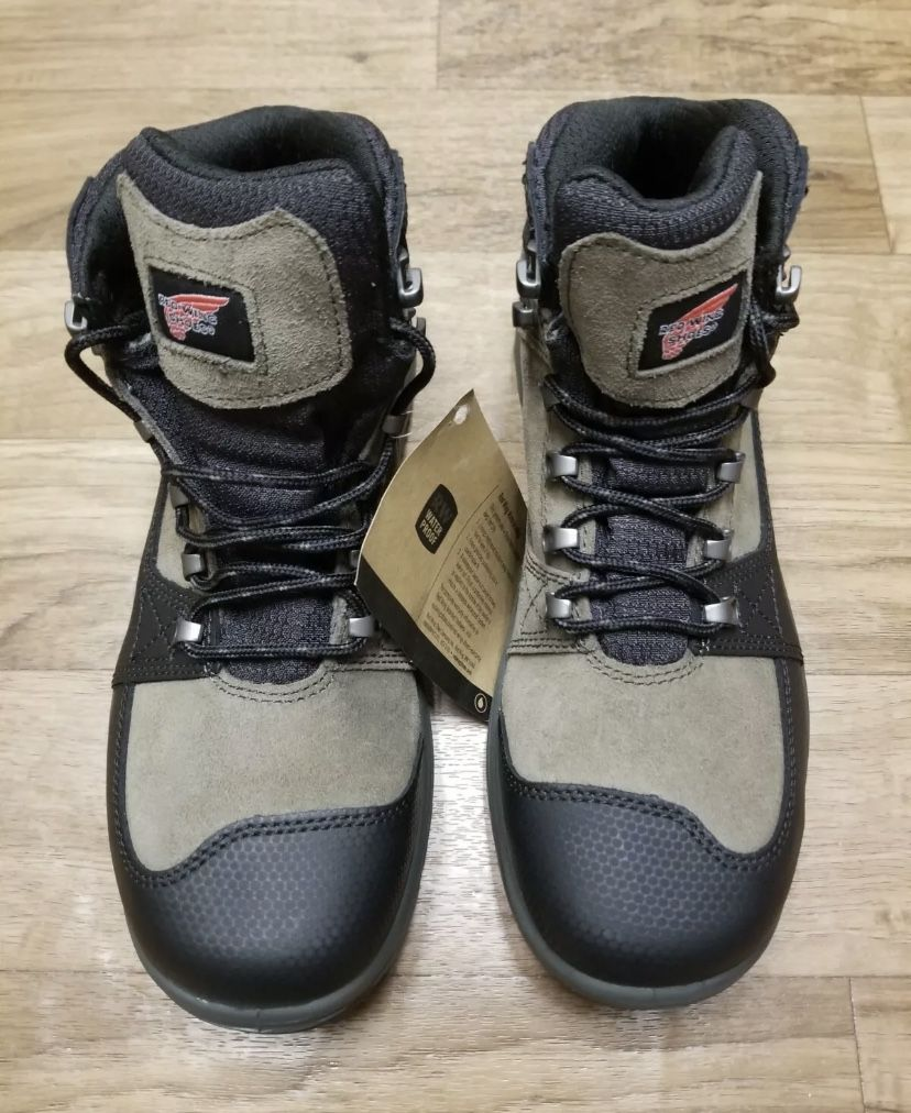 Red Wing Boots Waterproof Mens Size 13