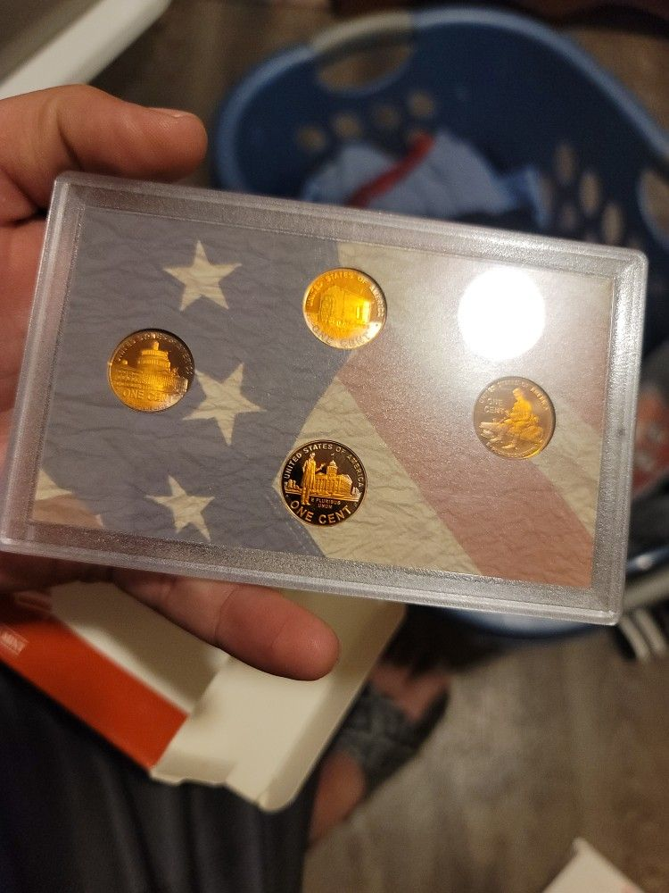 2009 United States Mint Silver Proof Set