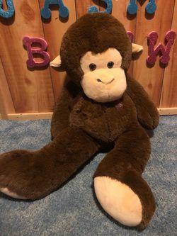 2 stuffed monkeys Thumbnail