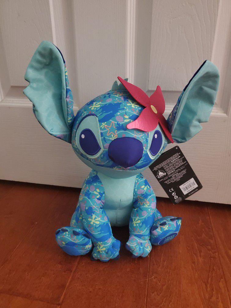 Disney Stitch Little Mermaid