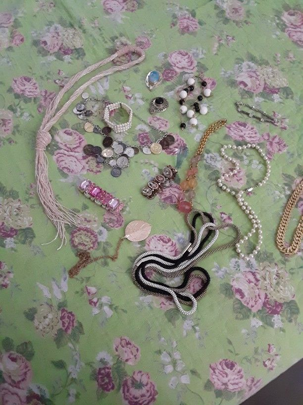 Multi Jewelry Pieces