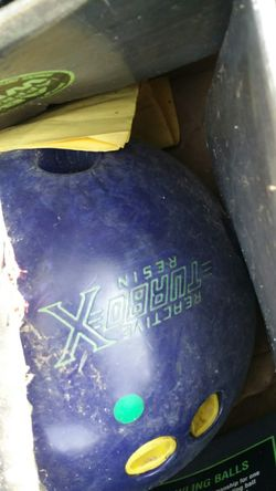 Bowling balls Thumbnail