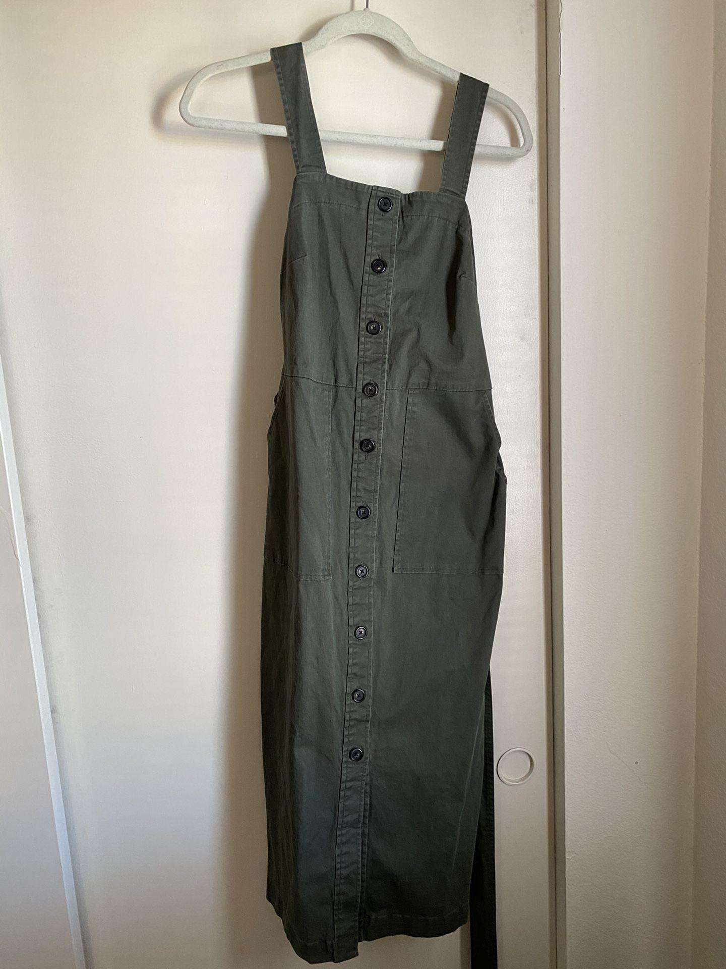 Hurley overall and dress