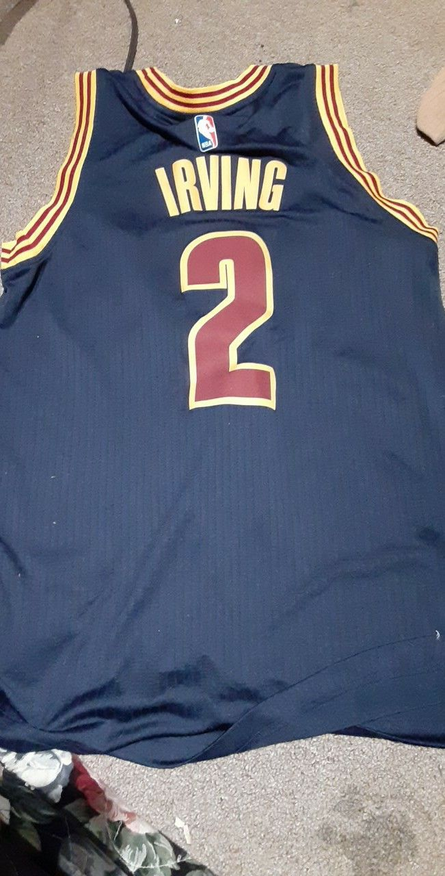 Cavaliers Jersey Pristine Condition Small To Medium Authentic 30$