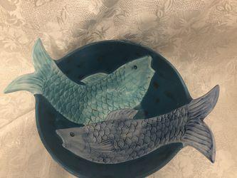 Two Fish /  Pisces Bowl Thumbnail