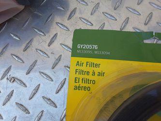 John Deere Air Filters Thumbnail