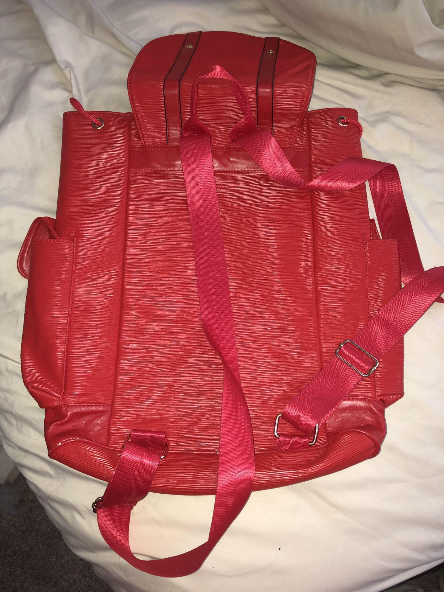 Supreme X Louis Vuitton Collin Bag
