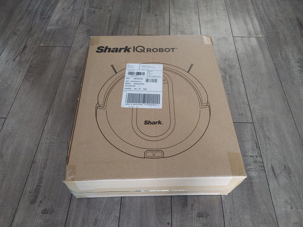 Shark IQ robot