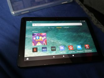 Amazon Fire Tablet 8 Hd 32 Gb Thumbnail