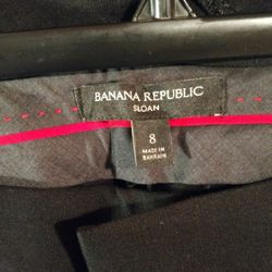 Banana Republic Sloan Size 8 Dress Pants Thumbnail