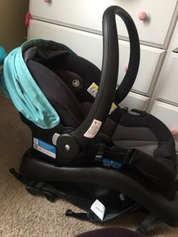 Safety first infant car seat Thumbnail