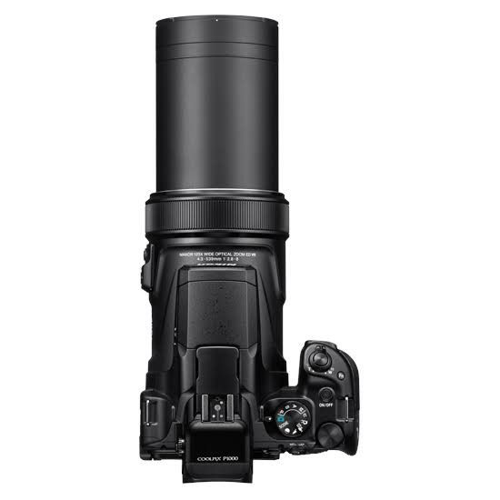 Mind-blowing 3000mm zoom. 4K Ultra HD video. RAW (NRW), macro, time-lapse Bundle With Bag Lens And Accessories.