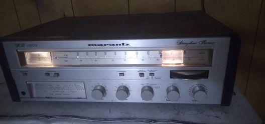 Marantz SR 1000 Stereo Receiver  Thumbnail
