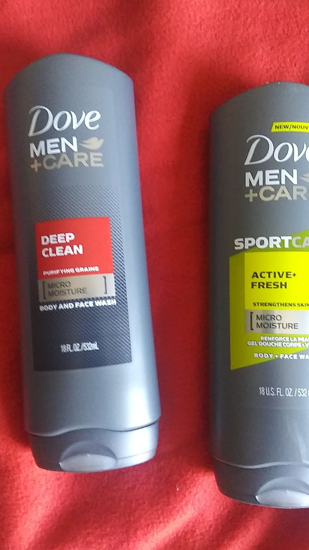 Dove body wash dove deoderant/old spice body wash and deoderant