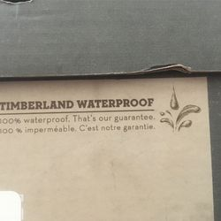 New Timberlands Waterproof Boots Shoes Thumbnail