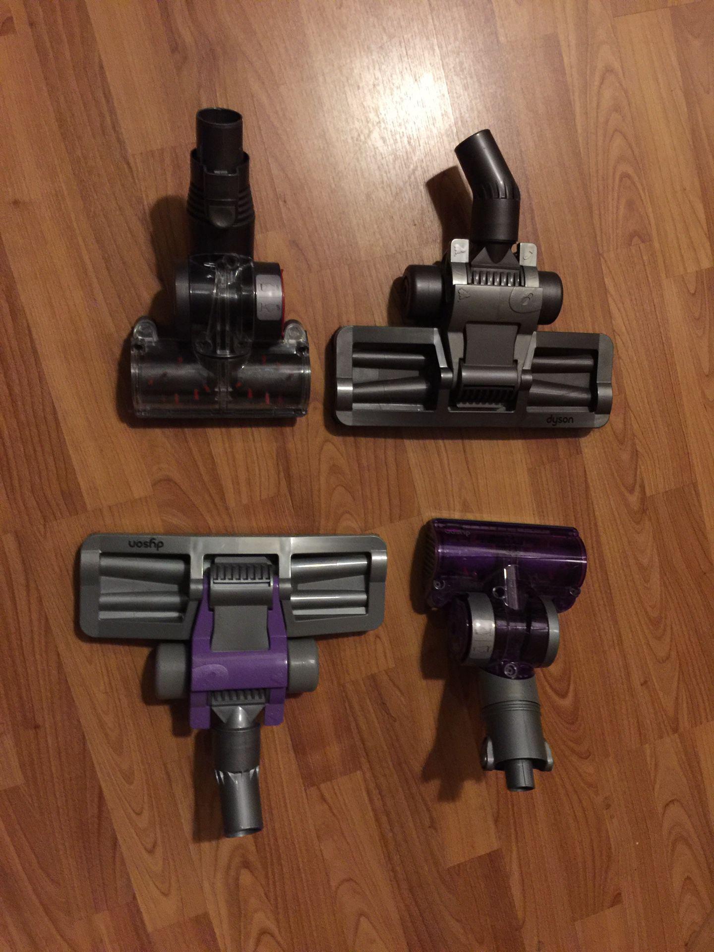 Dyson vacuum accessories. New