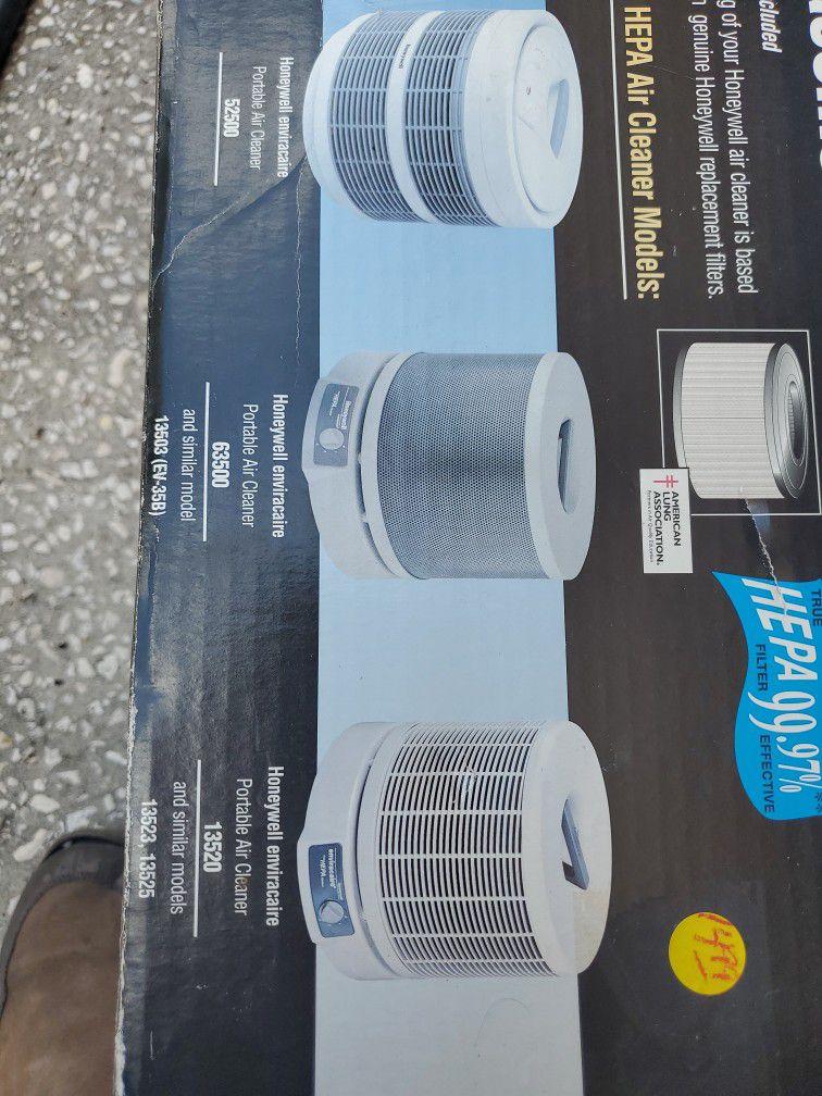 Honeywell Hepa Replacement Filter