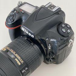 Nikon D810 Thumbnail