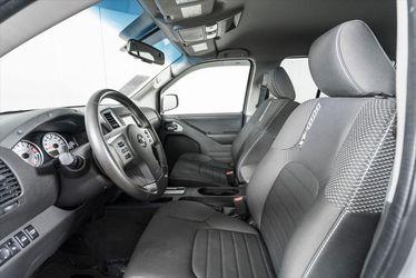2018 Nissan Frontier Thumbnail