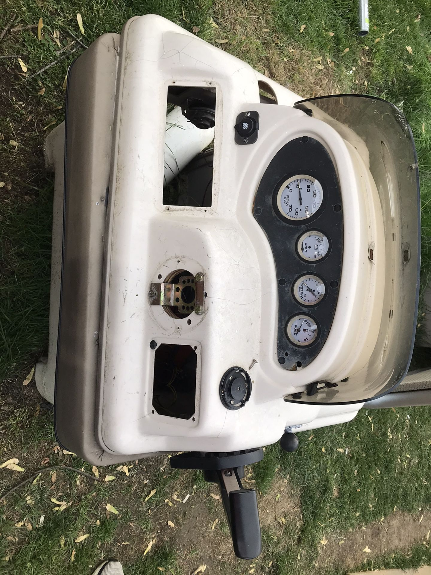 Pontoon Boat seats, Console,  and Bench's $500 OBO