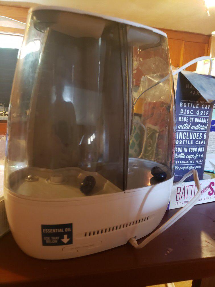 Homedics Humidifier And Oil Diffuser