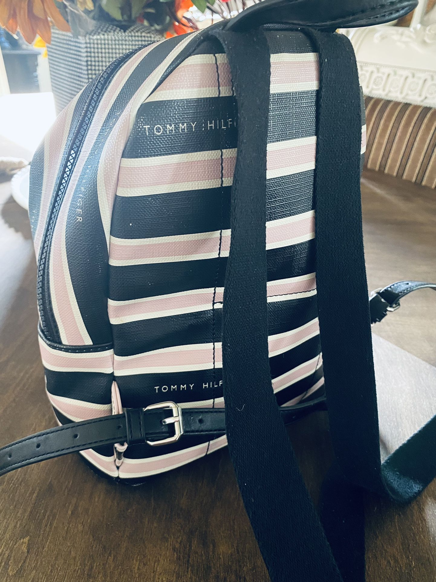 Tommy Hilfiger Small Backpack Purse