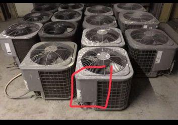 Tempstar AC condenser cover plate Thumbnail