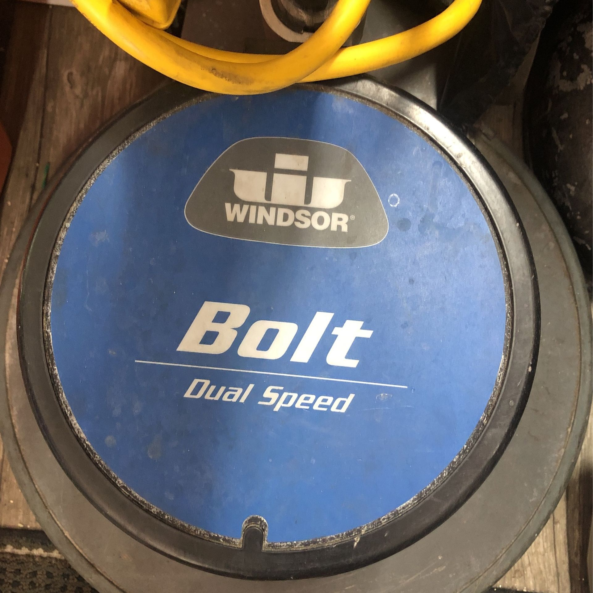 Floor Scrubber And Polisher