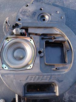Bose Spare Wheel Subwoofer Thumbnail