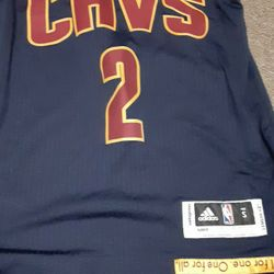 Cavaliers Jersey Pristine Condition Small To Medium Authentic 30$ Thumbnail