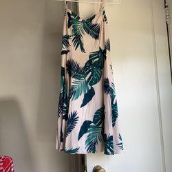 Old Navy Tropical Cami Dress Thumbnail