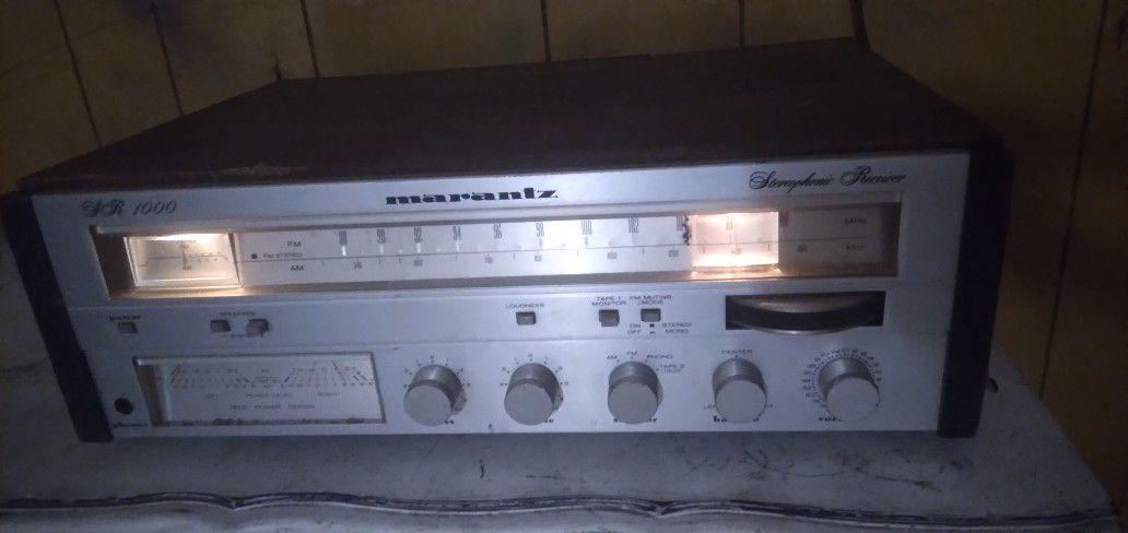 Marantz SR 1000 Stereo Receiver