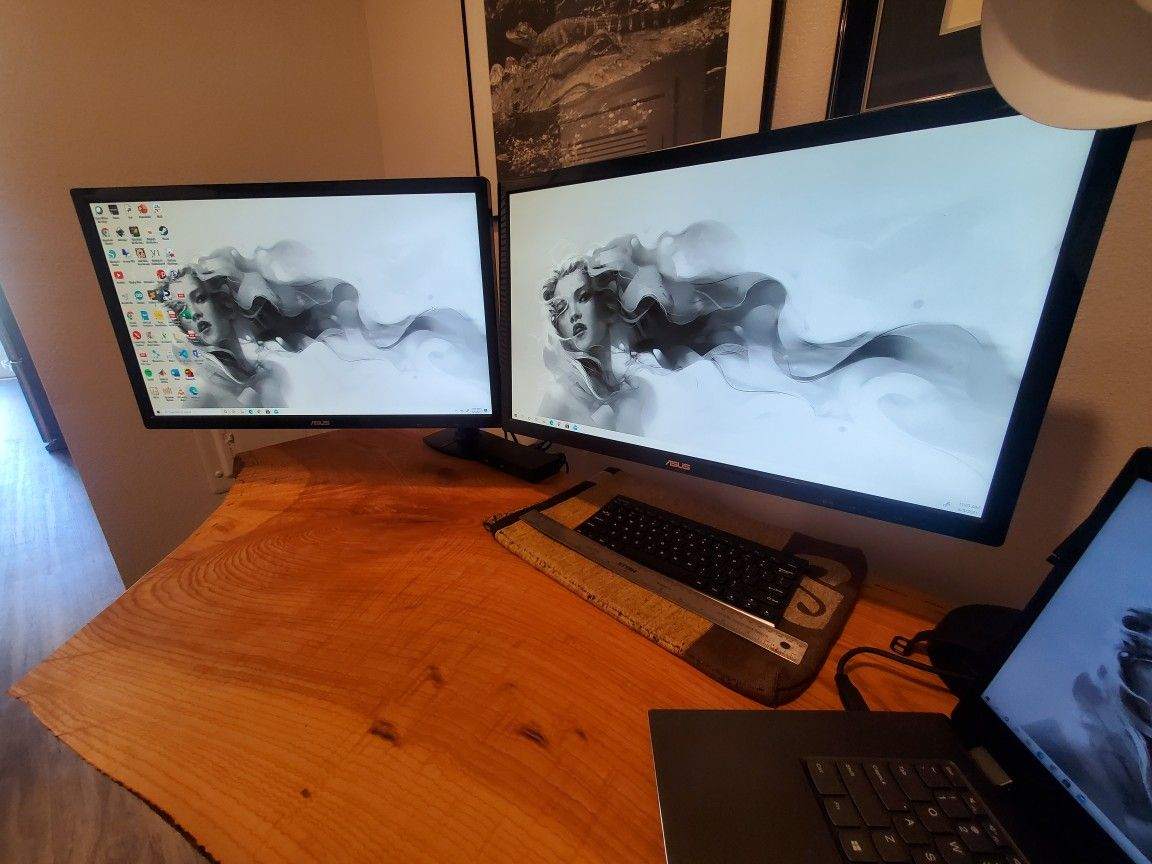 Good Home Two Monitor Set With Mount And Hib