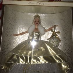 Special 2000 Celebration Barbie Doll Thumbnail